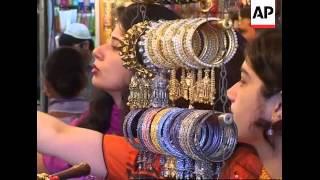 Pakistan prepares for the Eid celebrations