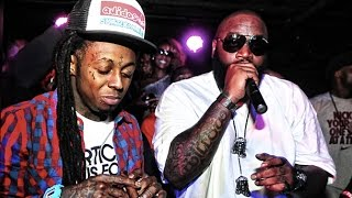 Lil Wayne Says Rick Ross Just Gave him the Motivation He Needed to Make Dope Music.