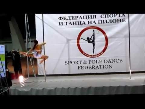 Flying Pegasus Spin Combo - Anna Chigarina (Чигарина Анна) Advanced Pole Trick