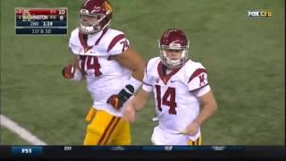 Football: USC 26, Washington 13 - Highlights 11/12/16