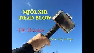 DIY DeadBlow Thor Hammer