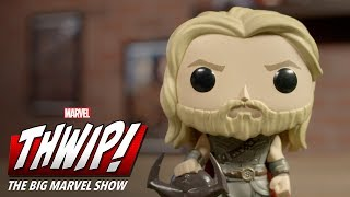 EXCLUSIVE! Thor: Ragnarok Funko Reveal on THWIP! The Big Marvel Show!