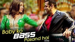 Baby Ko Bass Pasand Hai Full Song Salman khan Shiamak London Winter Funk 2016   sultan songs