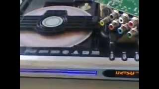 ซ่อม DVD AJ D-181E ไฟไม่ติด