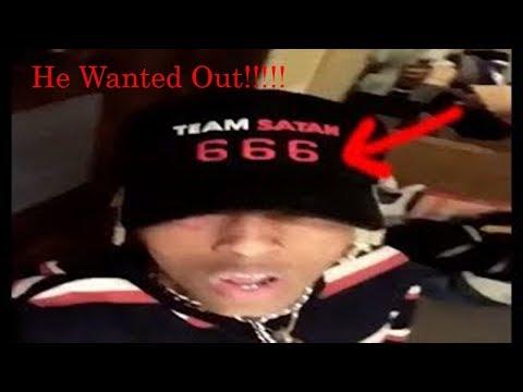 Xxx Mp4 XXX Tentacion Illuminati Blood Sacrifice He Wanted OUT 3gp Sex