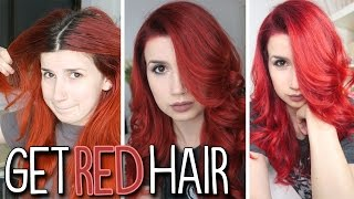 How To: Get Red Hair!