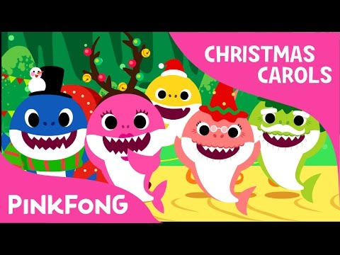 Xxx Mp4 Christmas Sharks Christmas Carols Pinkfong Songs For Children 3gp Sex
