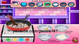 طبخ شوربة | فيديو لعب بنات | جديد العاب بنات 2016