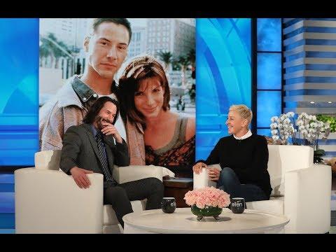 Xxx Mp4 Keanu Reeves Had A Crush On 39 Speed 39 Co Star Sandra Bullock 3gp Sex