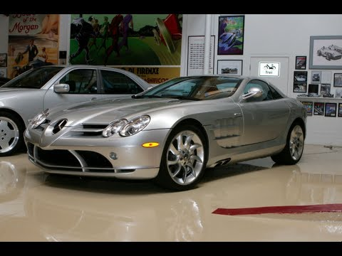 Mercedes-Benz SLR McLaren - Jay Leno's Garage