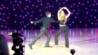 AMAZING 15 year old Swing dancers