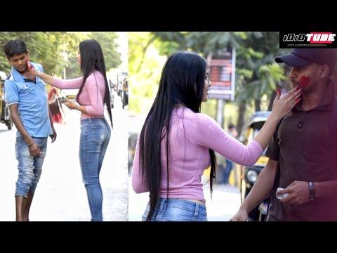 Hot Girl Playing Holi Prank iDiOTUBE Prank In India Holi Special