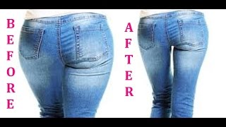 How to reduce Butt Fat and Overall Body Fat - Reduce Inner Thighs