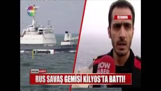 Rus savaş gemisi Kilyos