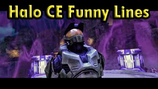 Halo CE Funny Lines