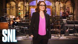 Tina Fey Returns to SNL