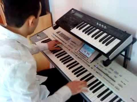 korg pa2xpro arabische musik copi hasode syrien dabke منوعات جوبية