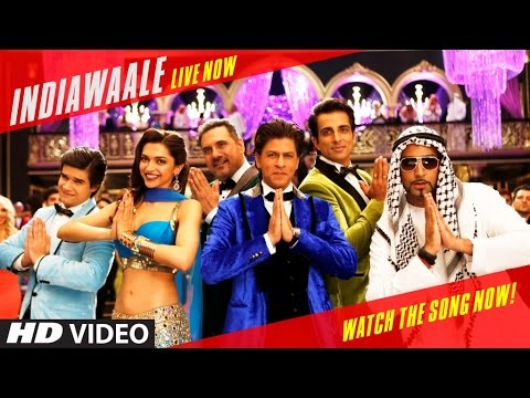 Xxx Mp4 INDIAWAALE Happy New Year Official Song 2014 3gp Sex