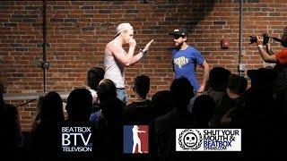 NaPoM vs Johnny Buffalo / Semifinals - Midwest Beatbox Battle 2014