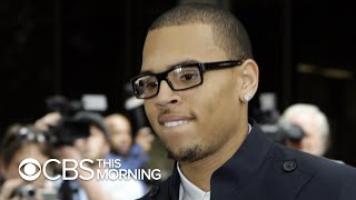 Chris Brown detained in Paris after woman files rape complaint