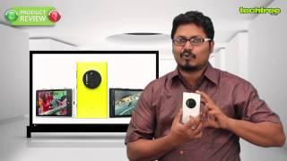 Nokia Lumia 1020 Review in Hindi