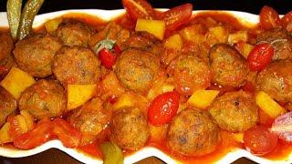 آموزش کله گنجشکی غذای خوشمزه وسنتی ایران