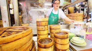 Hong Kong Street Food Tour - BEST DIM SUM!! 5 MUST-TRY Street Foods in Hong Kong 2018 + SEAFOOD