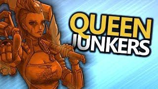 The Queen & Junkers Coming To Overwatch?