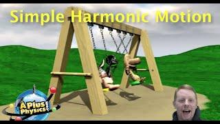 AP Physics 1 - Simple Harmonic Motion