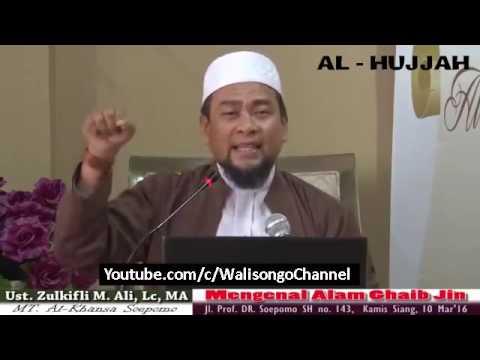 Acara Pemburu Hantu di TV   Ustadz Zulkifli Muhammad Ali