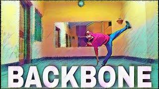 Dance On Backbone By Manas dhawan