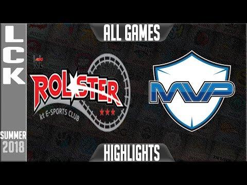 Xxx Mp4 KT Vs MVP Highlights ALL GAMES LCK Summer 2018 Week 8 Day 3 KT Rolster Vs MVP 3gp Sex