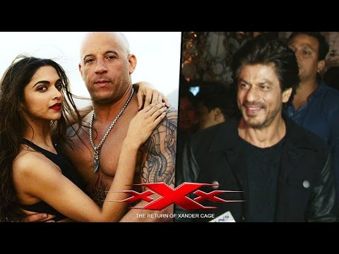 Xxx Mp4 Shahrukh Khan Wishes Deepika GOOD LUCK For XXX RETURN OF XANDER CAGE 3gp Sex