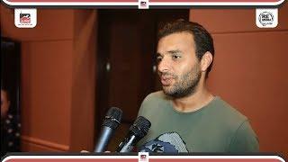 رامي صبري من طابا.. بحب اتنطط وغنوتي الجديدة اسمها اتشقلبلك