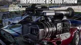 PANASONIC HC-X1000 4K Ultra HD Camcorder review preview by Gun Hill Studios