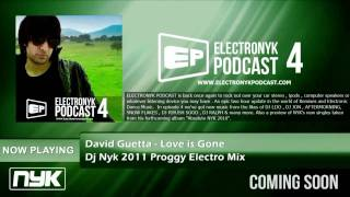 ELECTRONYK PODCAST : EPISODE 4 ( RUNDOWN - PART 1 )