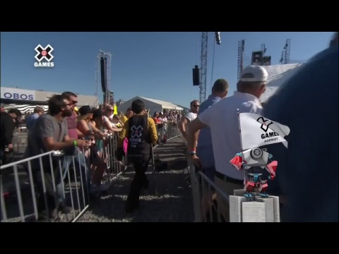 Xxx Mp4 WATCH LIVE Men's Ski And Snowboard Big Air Eliminations At X Games Norway 2018 3gp Sex