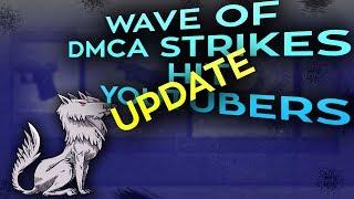 An update on the Alex Mauer DMCA Wave