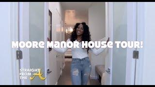 RHOA House Tour: Kenya Moore of The Real Housewives of Atlanta Shares Peek Inside Moore Manor!