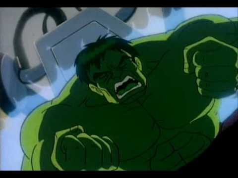 Return of the Beast - Hulk & Outsiders Vs. The Leader and Abomination
