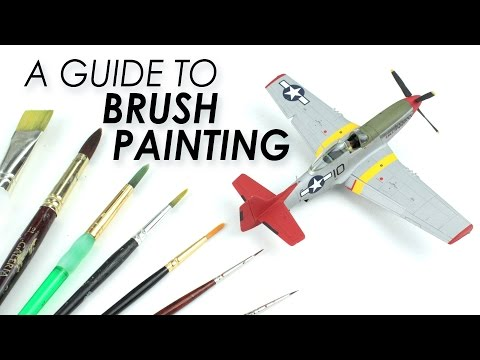 Xxx Mp4 How To Brush Paint Scale Models 3gp Sex
