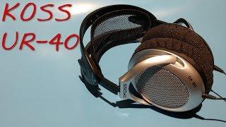 Koss UR40 _(Z Reviews)_ 🛑 KPH30i exist.. Enjoy this reguardless!