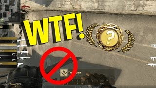 CS:GO WTF CRAZIEST HACKER I HAVE EVER SEEN, RIP KNIFE (OVERWATCH FUNNY MOMENTS)
