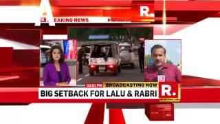 EXCLUSIVE: Tarmac access for Lalu Prasad Yadav withdrawn