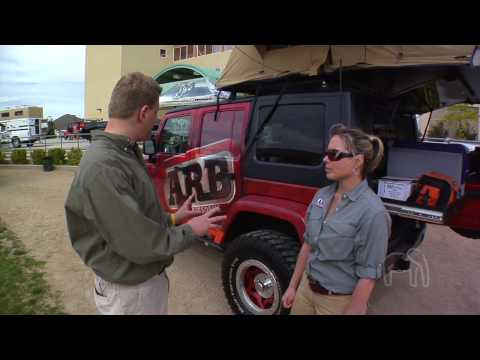Interview with Lisa Wood, marketing manager of ARB USA
