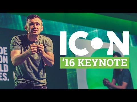 Gary Vaynerchuk Keynote   ICON 2016