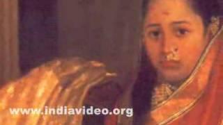 Princess Tarabai by Raja Ravi Varma