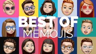 BEST OF MEMOJI EMOJI MEME COMPILATION VINE 2018 #memoji #animoji #meme #vine