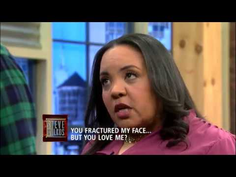Xxx Mp4 Mom Confronts Daughter S Abusive Husband The Steve Wilkos Show 3gp Sex
