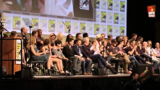 Gotham & Flash & Constantine & Arrow FULL Comic-Con panel San Diego (2014) DC Comics